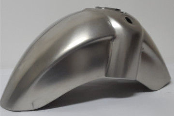 Aluminum cold stamping